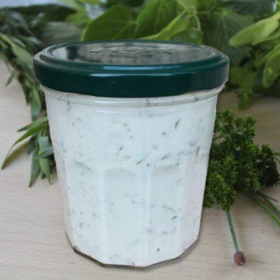 Fromage blanc persillé